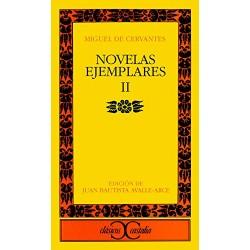 NOVELAS EJEMPLARES (T.2)...