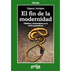 EL FIN DE LA MODERNIDAD:...