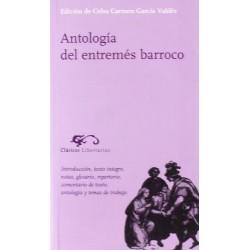 ANTOLOGIA DEL ENTREMES BARROCO