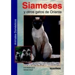 SIAMESES Y OTROS GATOS DE...