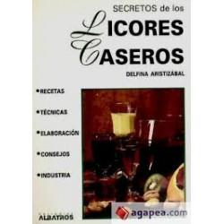 SECRETOS DE LOS LICORES...