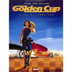 GOLDEN CUP: 25000 MIL CABALLOS